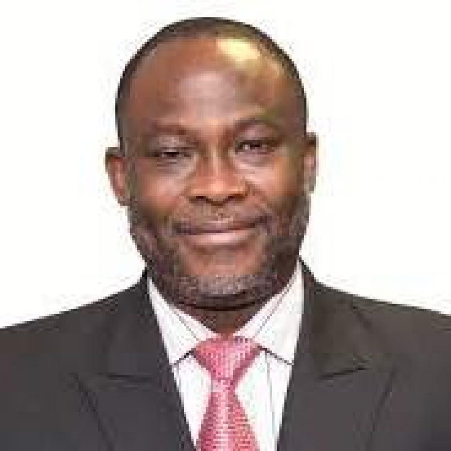 Hon. Dr. Spio-Garbrah, Chairman